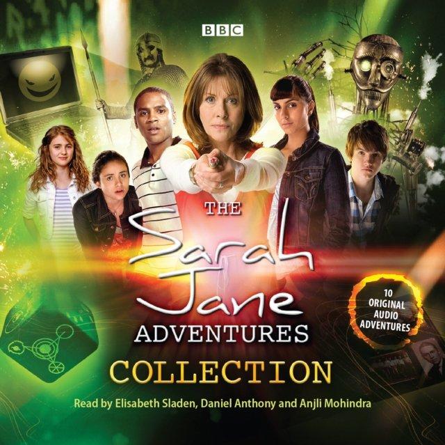 Sarah Jane Adventures Audio Collection - Audiobook (Książka audio MP3) do pobrania w całości w archiwum ZIP