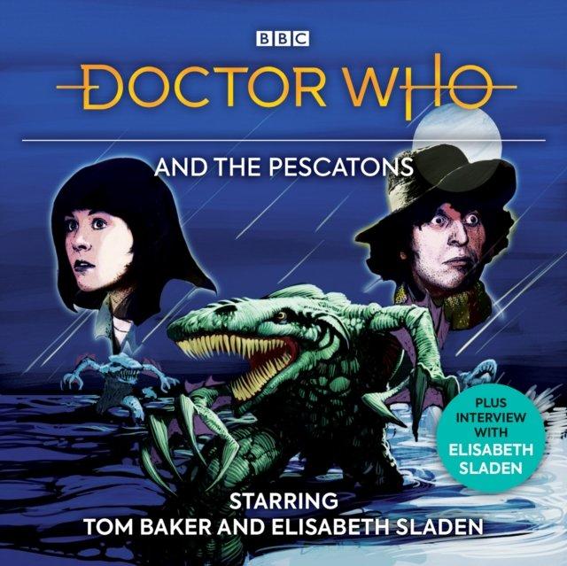 Doctor Who And The Pescatons - Audiobook (Książka audio MP3) do pobrania w całości w archiwum ZIP