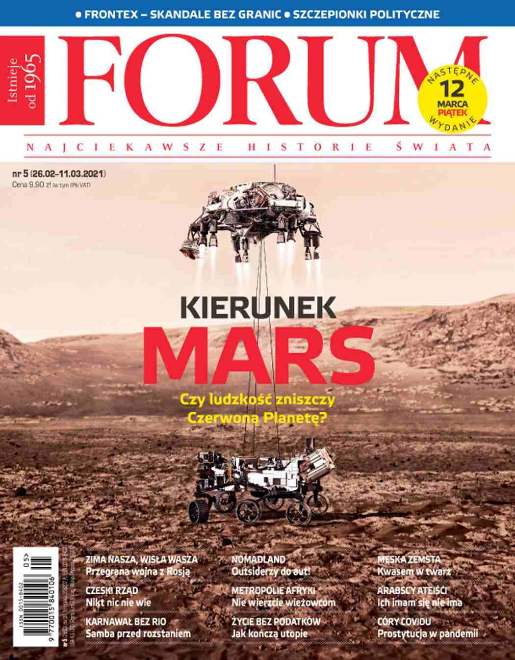 Forum nr 5/2021 - Ebook (Książka PDF) do pobrania w formacie PDF