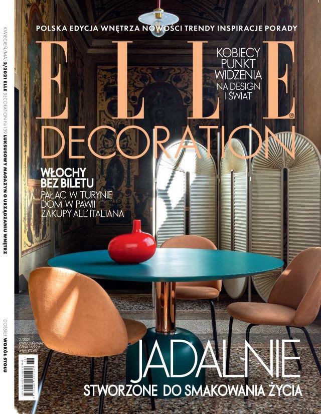 Elle Decoration 2/2021 - Ebook (Książka PDF) do pobrania w formacie PDF