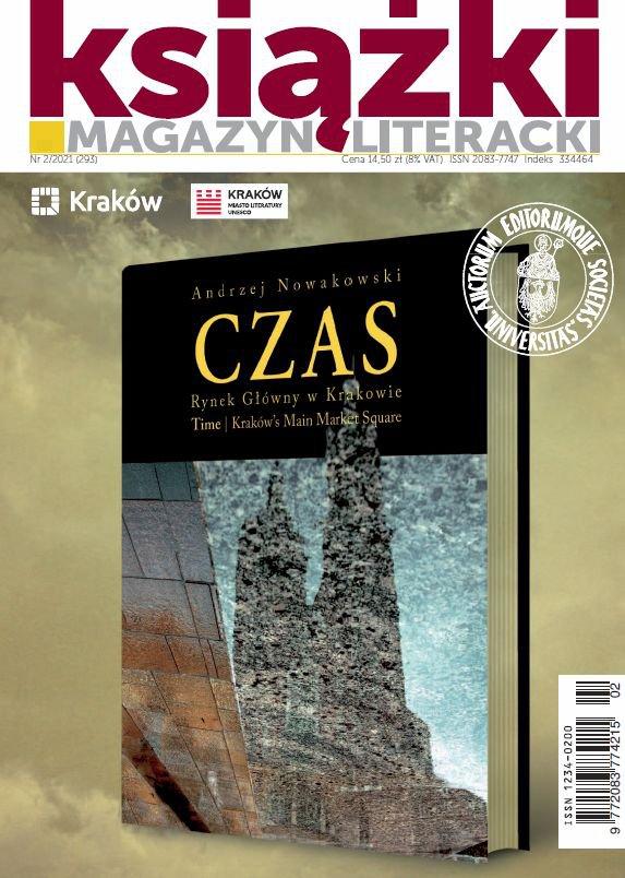 Magazyn Literacki Książki 2/2021 - Ebook (Książka PDF) do pobrania w formacie PDF