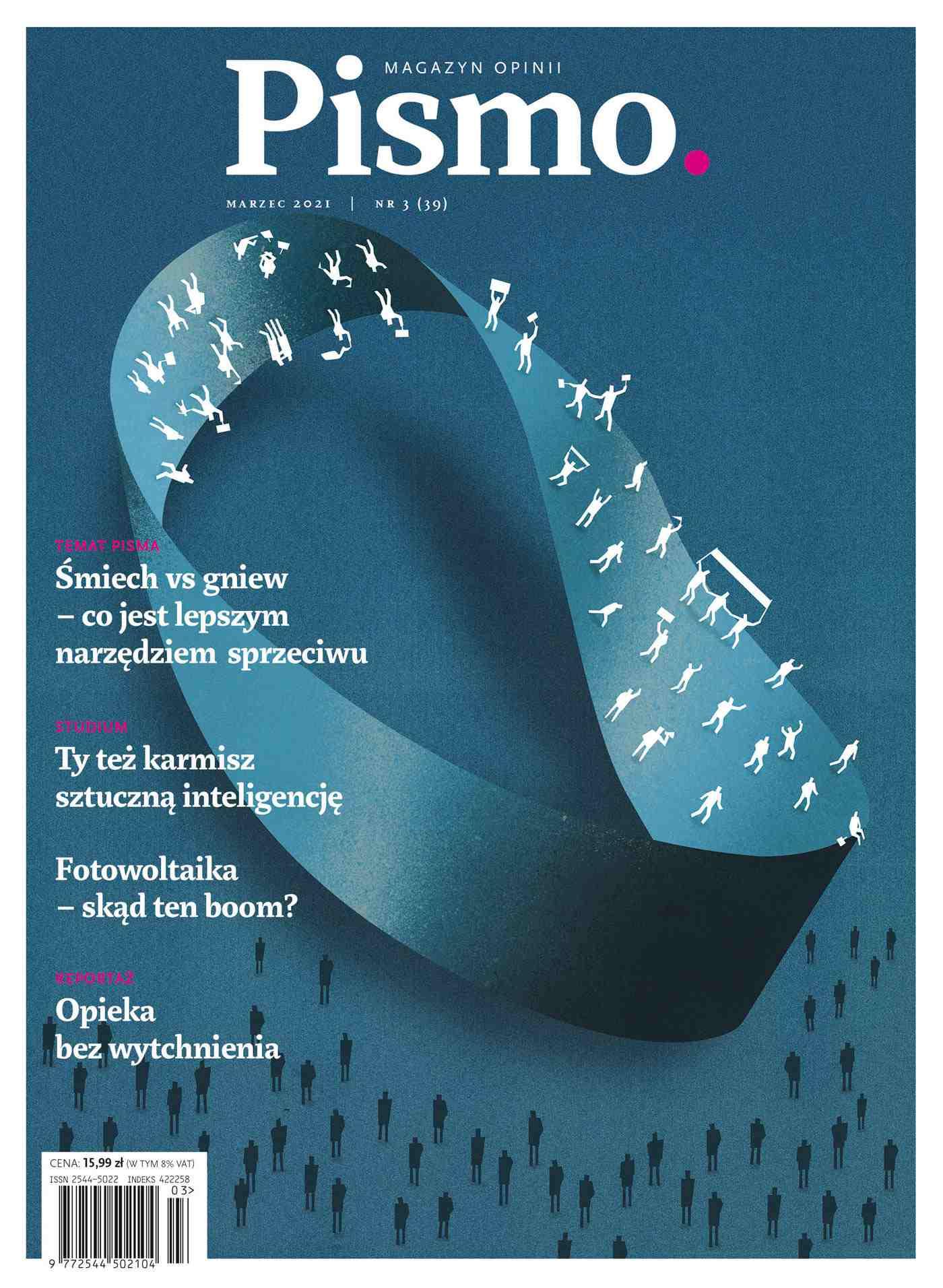 Pismo. Magazyn Opinii 03/2021 - Ebook (Książka EPUB) do pobrania w formacie EPUB