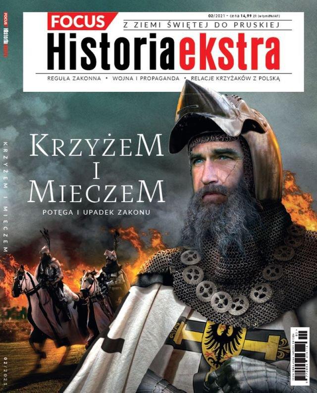 Focus Historia Ekstra 2/2021 - Ebook (Książka PDF) do pobrania w formacie PDF