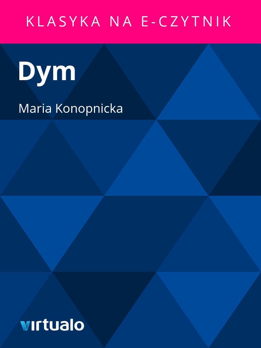 Dym - Ebook (Książka EPUB) do pobrania w formacie EPUB
