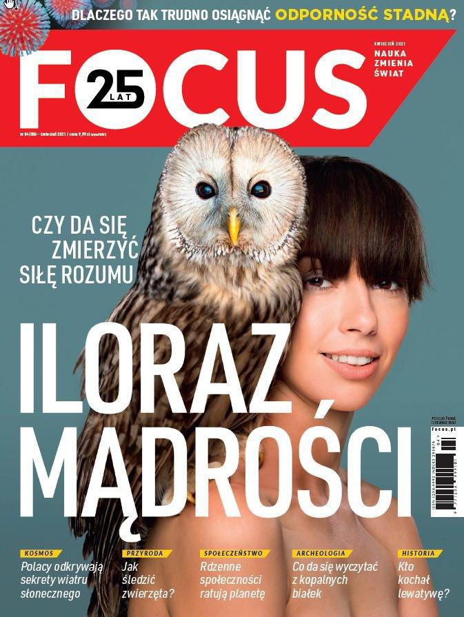 Focus 4/2021 - Ebook (Książka PDF) do pobrania w formacie PDF