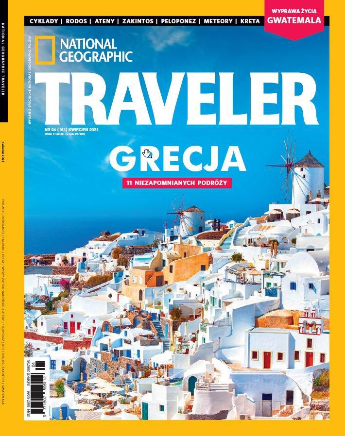 National Geographic Traveler 4/2021 - Ebook (Książka PDF) do pobrania w formacie PDF