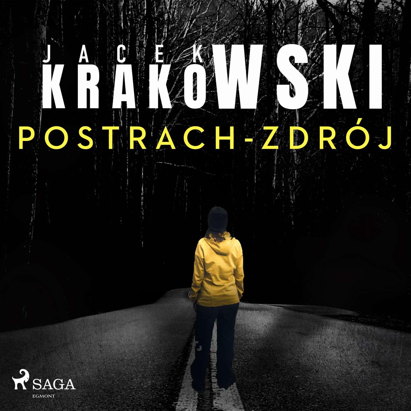 Postrach-Zdrój - Audiobook (Książka audio MP3) do pobrania w całości w archiwum ZIP