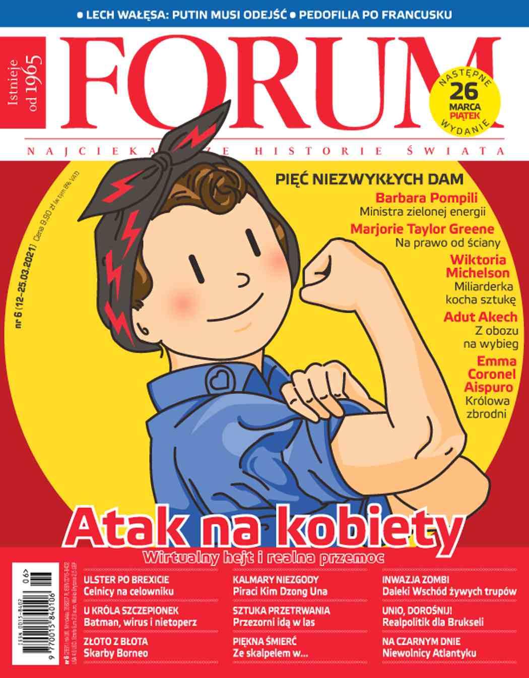 Forum nr 6/2021 - Ebook (Książka PDF) do pobrania w formacie PDF