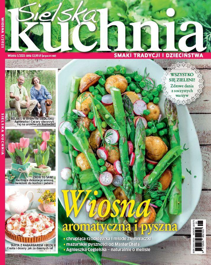 Sielska Kuchnia 1/2021 - Ebook (Książka PDF) do pobrania w formacie PDF