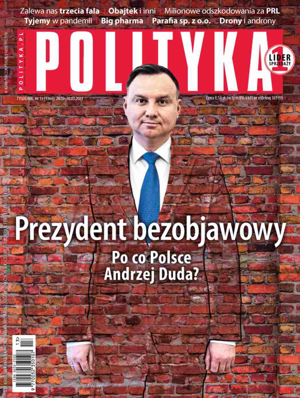 Polityka nr 13/2021 - Ebook (Książka PDF) do pobrania w formacie PDF