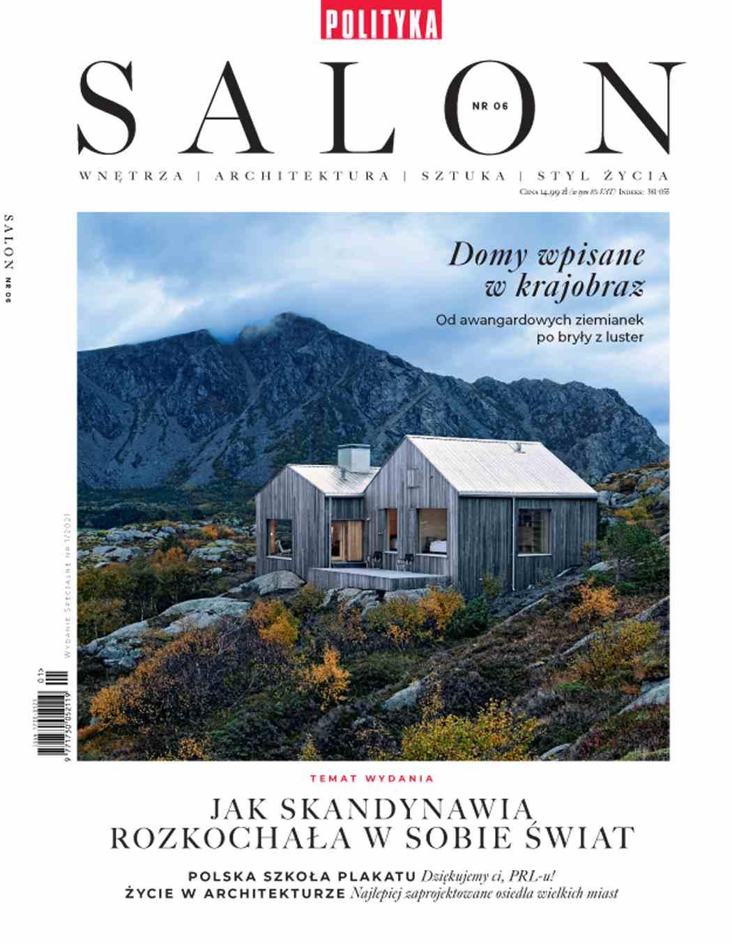 Polityka. Salon. Wydanie specjalne 6/2019 - Ebook (Książka PDF) do pobrania w formacie PDF