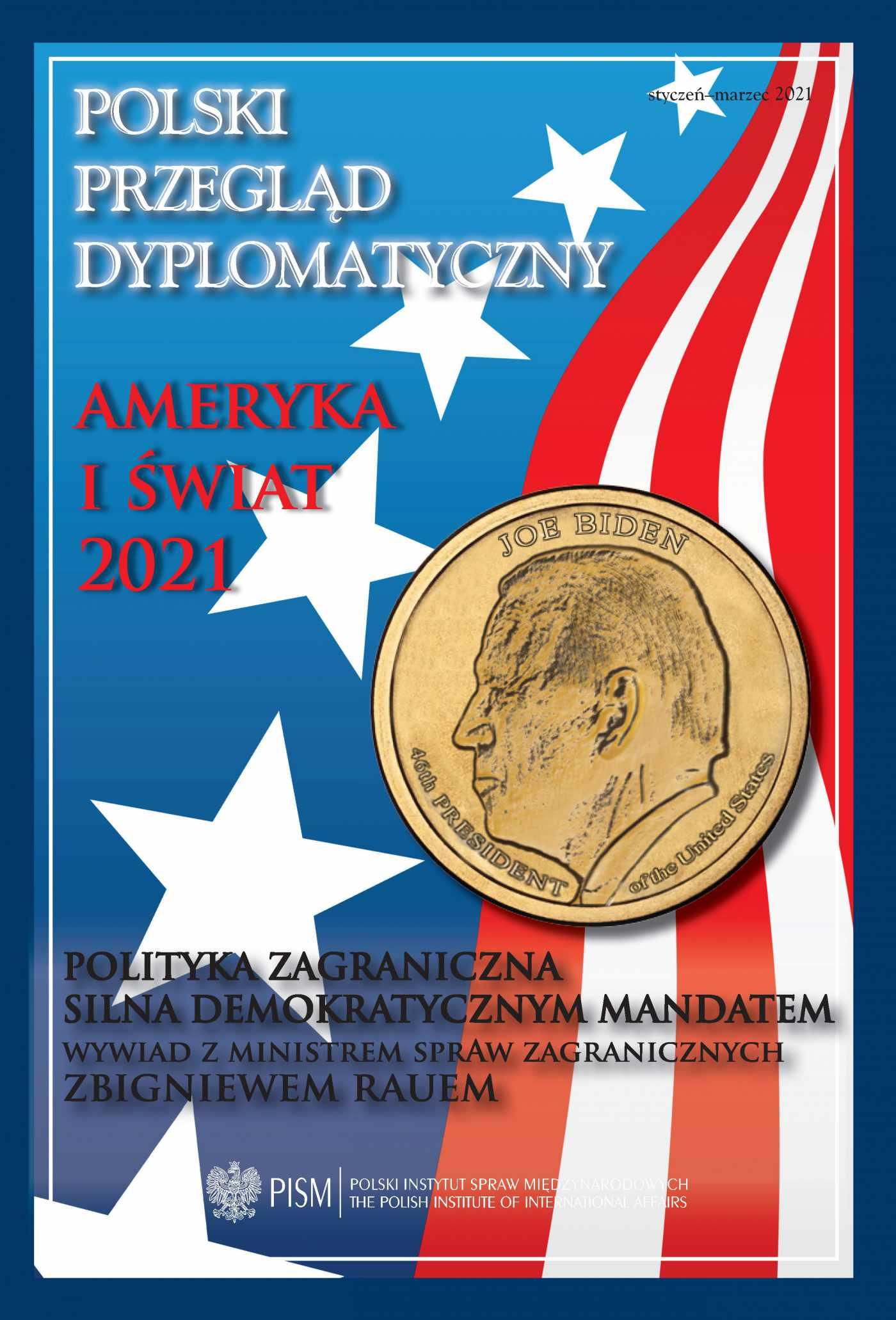Polski Przegląd Dyplomatyczny, nr 1 / 2021 - Ebook (Książka PDF) do pobrania w formacie PDF