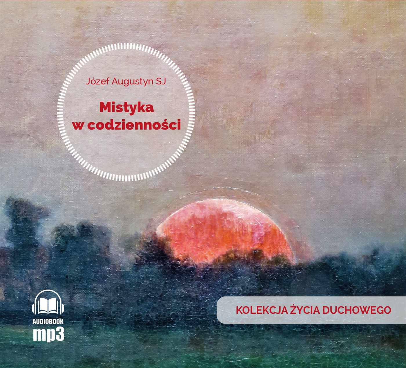 Mistyka w codzienności - Audiobook (Książka audio MP3) do pobrania w całości w archiwum ZIP