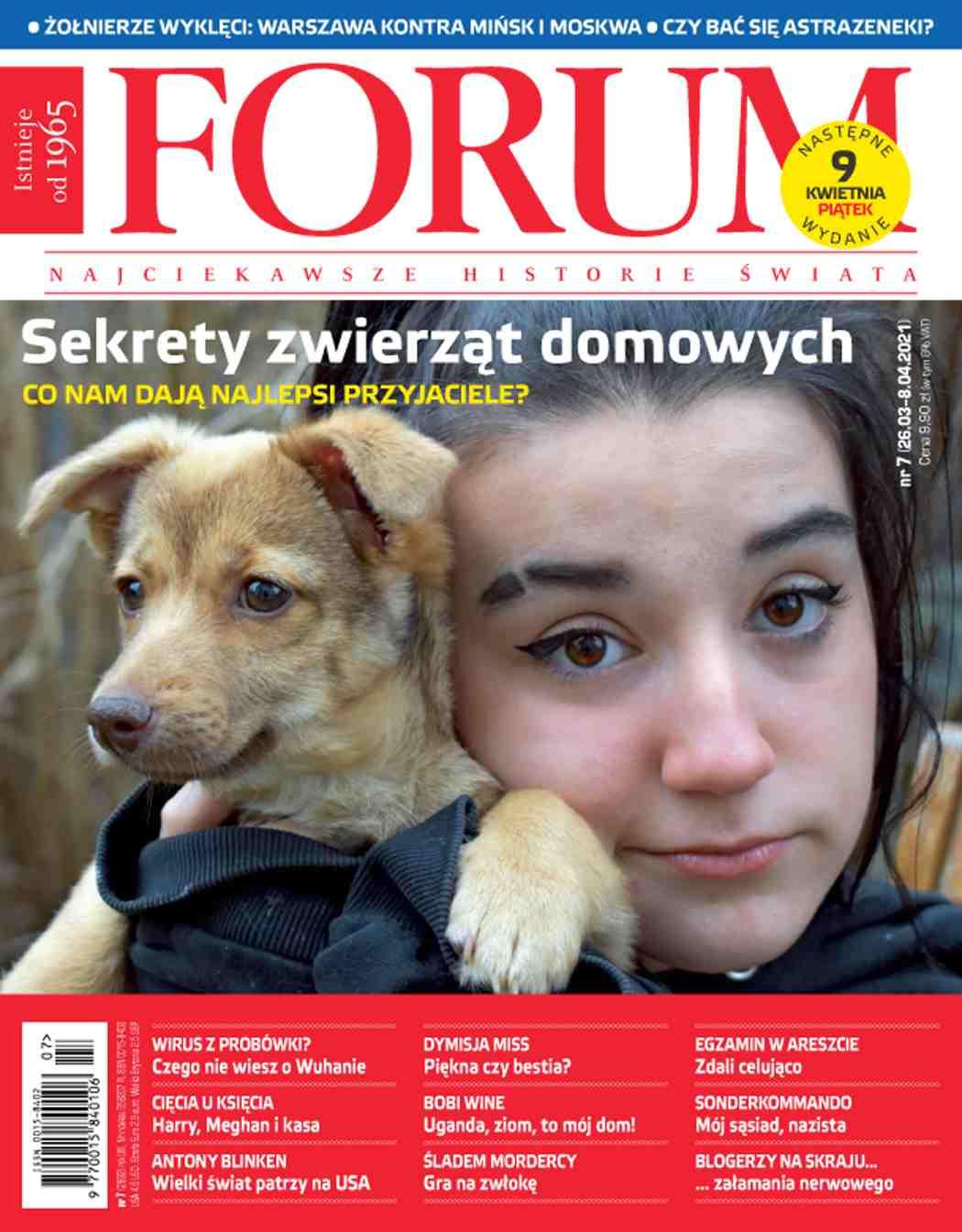 Forum nr 7/2021 - Ebook (Książka PDF) do pobrania w formacie PDF
