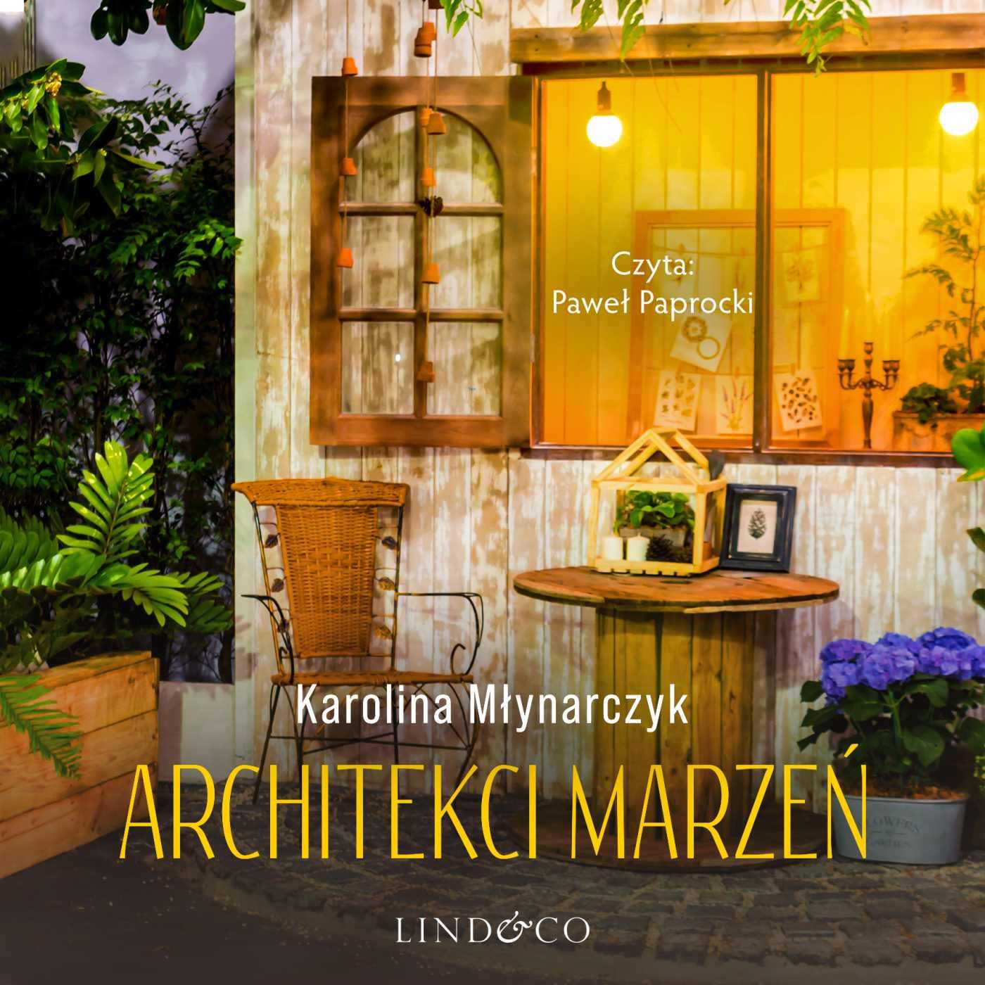 Architekci marzeń - Audiobook (Książka audio MP3) do pobrania w całości w archiwum ZIP