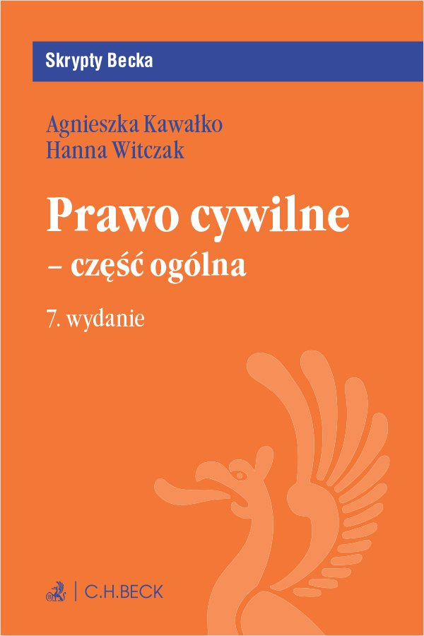 Prawo cywilne - część ogólna. Wydanie 7 - Ebook (Książka EPUB) do pobrania w formacie EPUB