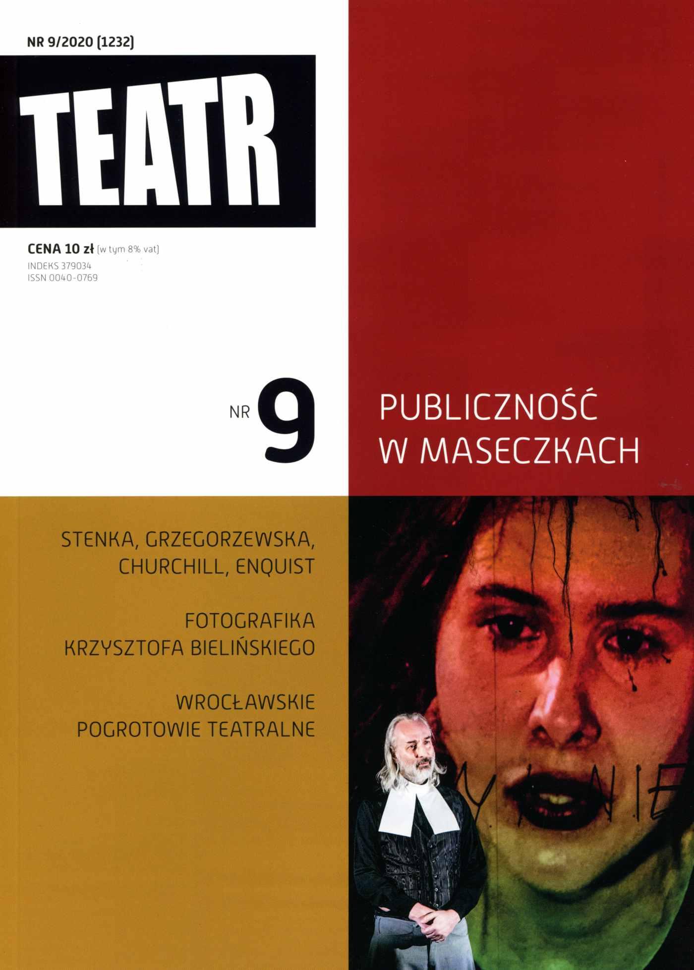 Teatr 9/2020 - Ebook (Książka EPUB) do pobrania w formacie EPUB
