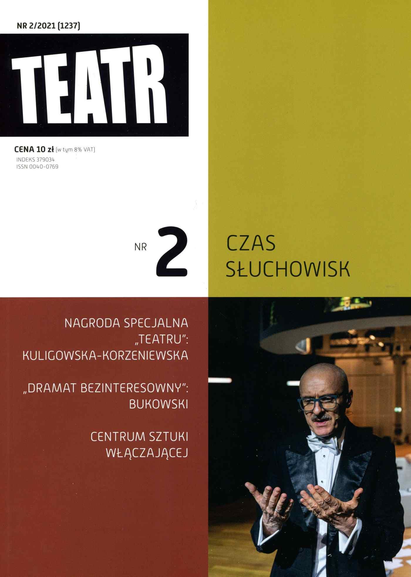 Teatr 2/2021 - Ebook (Książka EPUB) do pobrania w formacie EPUB