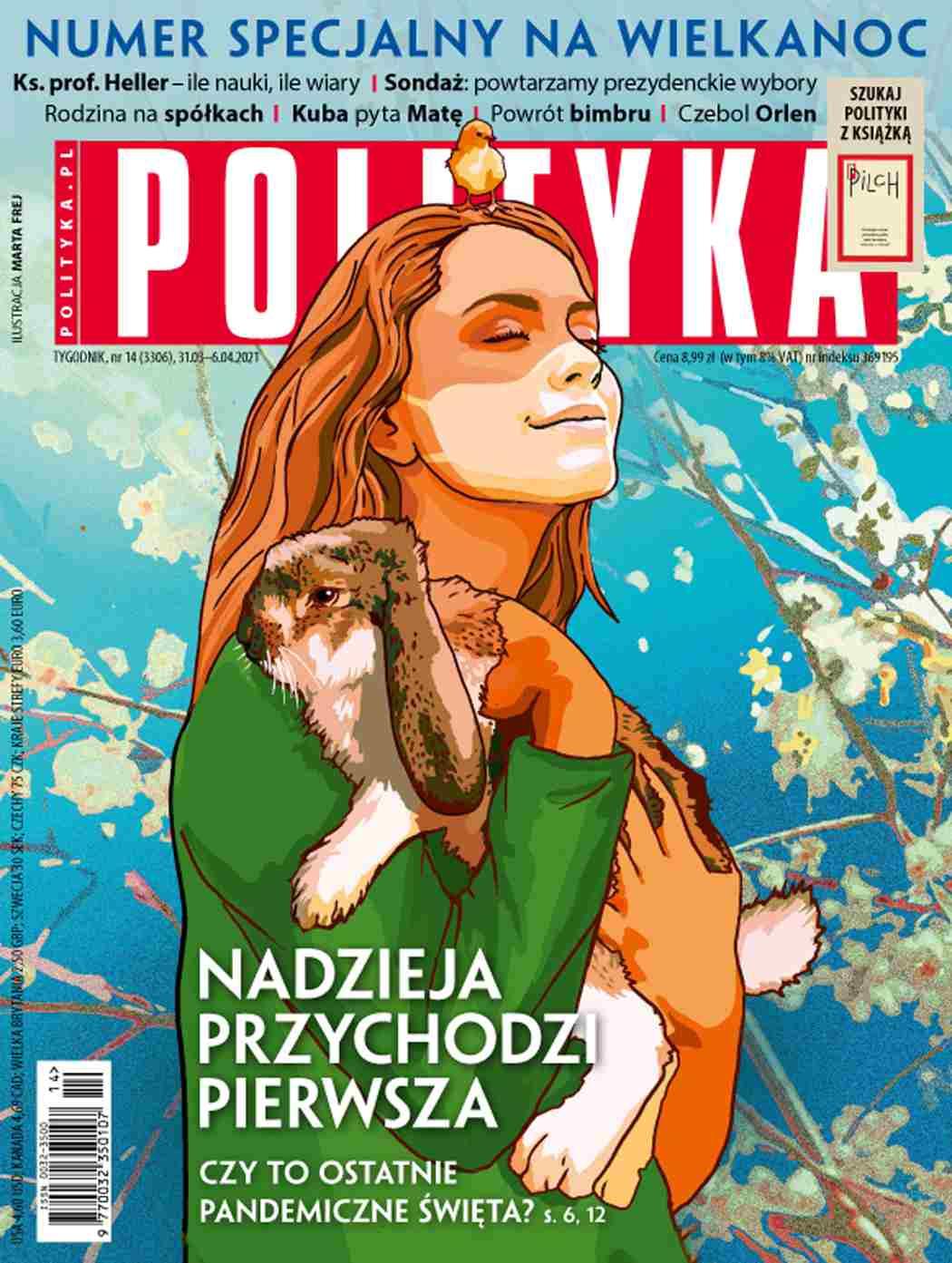 Polityka nr 14/2021 - Ebook (Książka PDF) do pobrania w formacie PDF