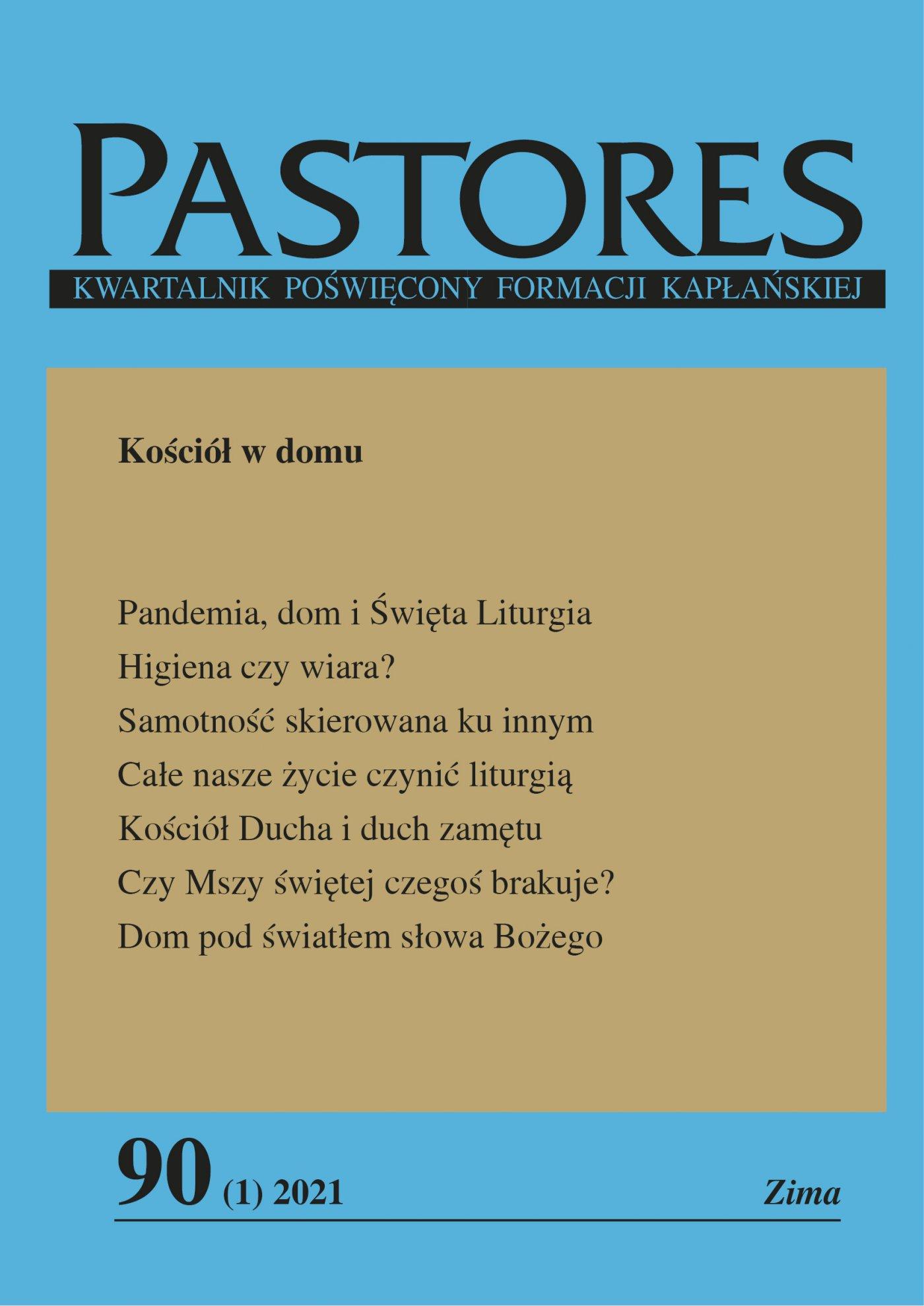 Pastores 90 (1) 2021 - Ebook (Książka EPUB) do pobrania w formacie EPUB