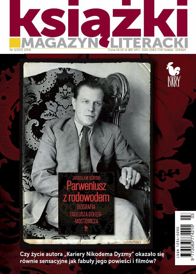 Magazyn Literacki Książki 3/2021 - Ebook (Książka PDF) do pobrania w formacie PDF