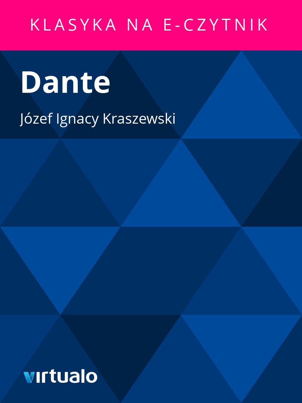 Dante - Ebook (Książka EPUB) do pobrania w formacie EPUB