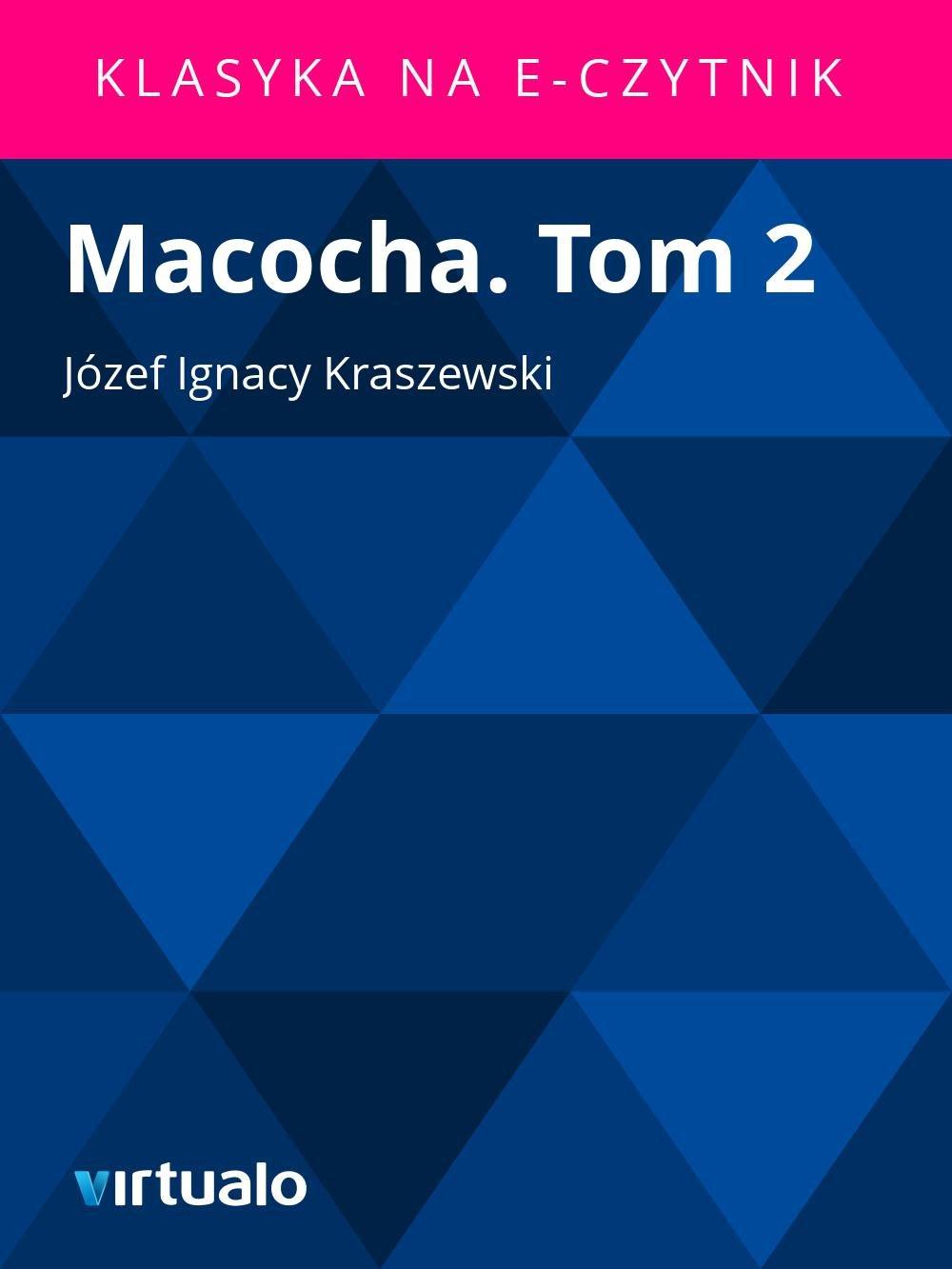 Macocha. Tom 2 - Ebook (Książka EPUB) do pobrania w formacie EPUB