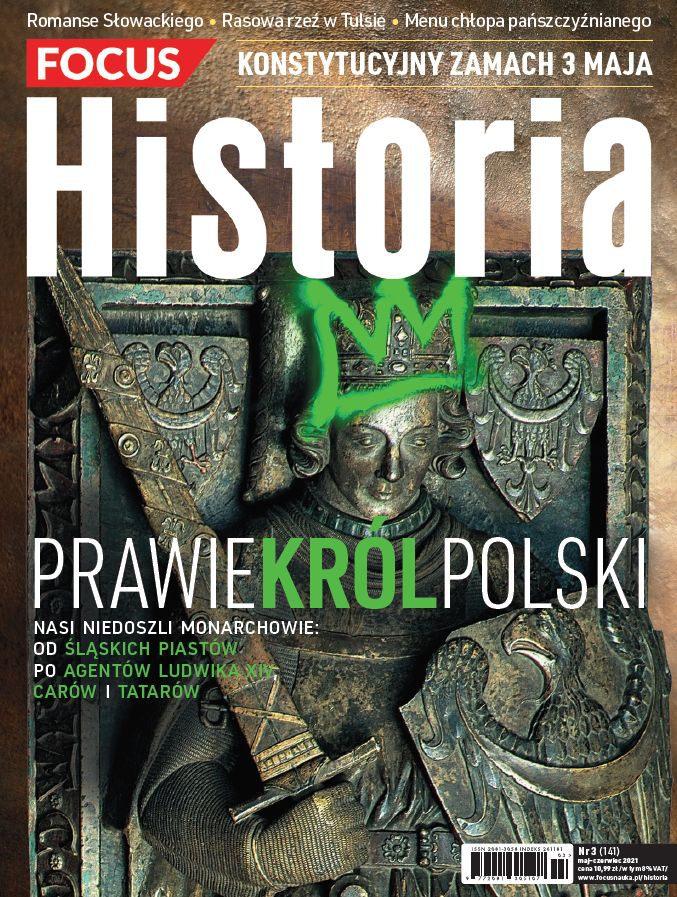 Focus Historia 3/2021 - Ebook (Książka PDF) do pobrania w formacie PDF