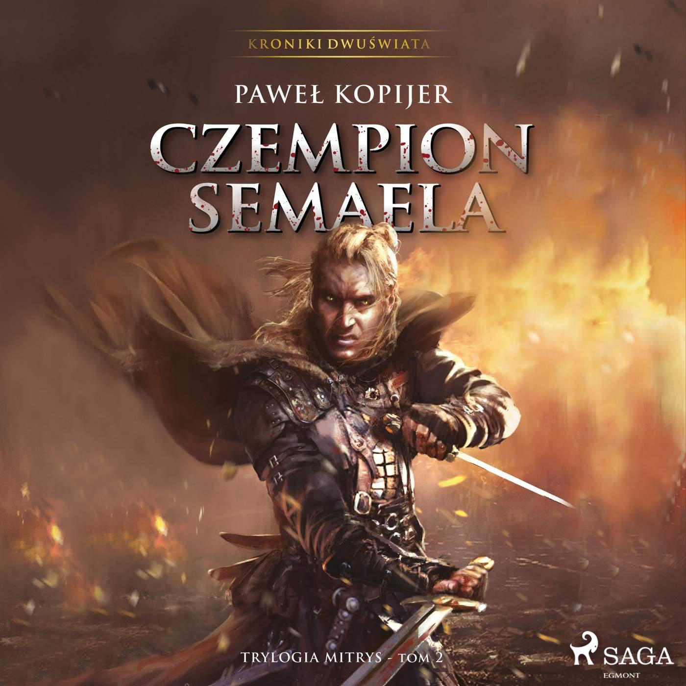 Czempion Semaela - Audiobook (Książka audio MP3) do pobrania w całości w archiwum ZIP