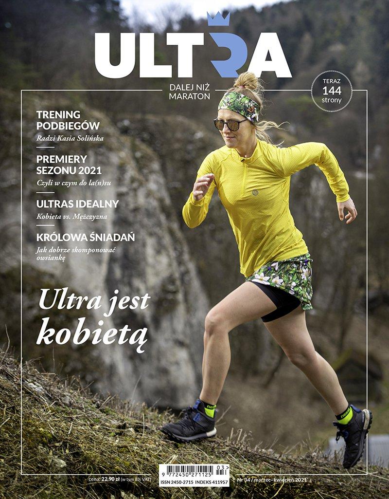 ULTRA - dalej niż maraton 03/2021 - Ebook (Książka PDF) do pobrania w formacie PDF