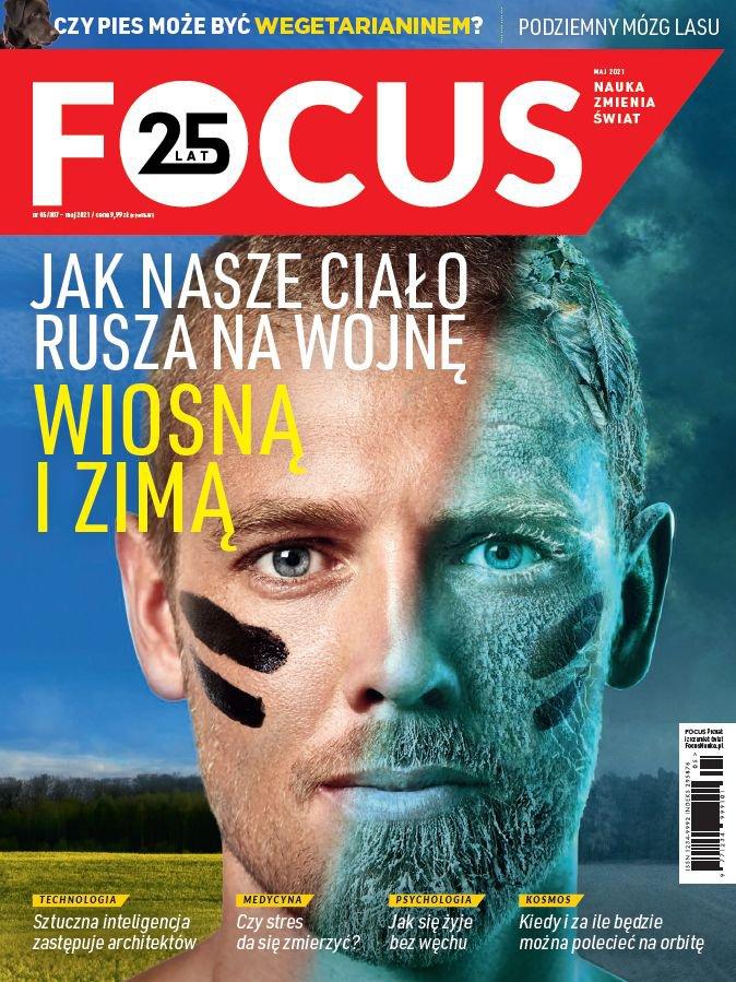 Focus 5/2021 - Ebook (Książka PDF) do pobrania w formacie PDF