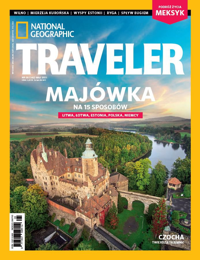 National Geographic Traveler 5/2021 - Ebook (Książka PDF) do pobrania w formacie PDF