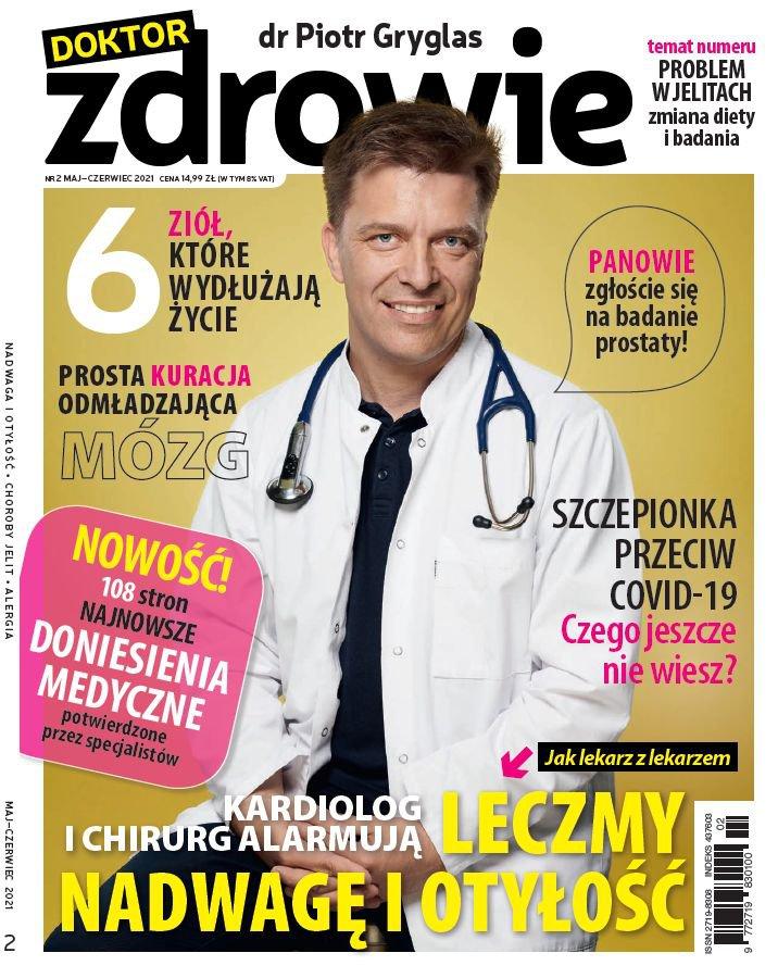 Doktor Zdrowie 2/2021 - Ebook (Książka PDF) do pobrania w formacie PDF