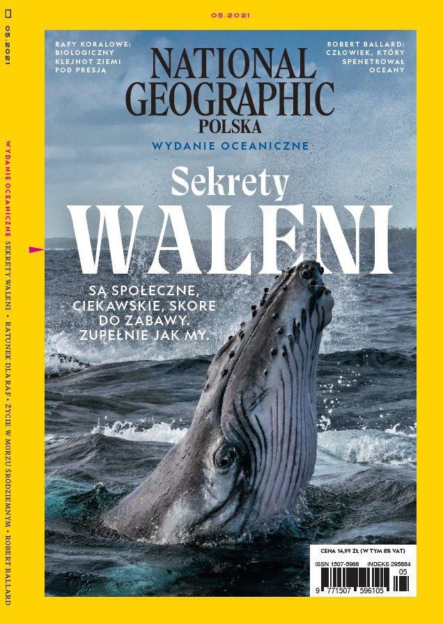 National Geographic Polska 5/2021 - Ebook (Książka PDF) do pobrania w formacie PDF