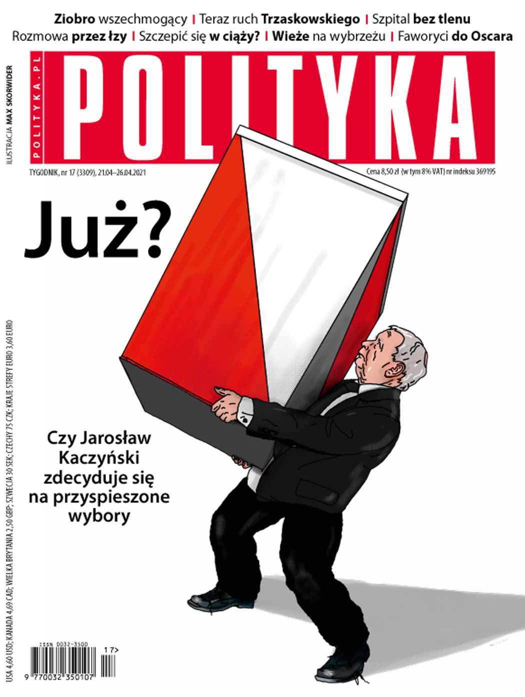 Polityka nr 17/2021 - Ebook (Książka PDF) do pobrania w formacie PDF