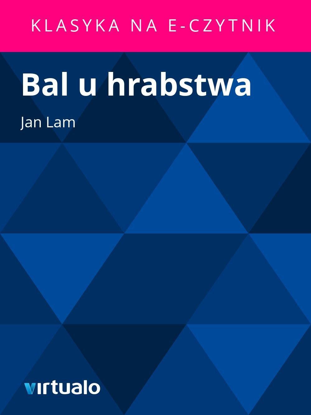 Bal u hrabstwa - Ebook (Książka EPUB) do pobrania w formacie EPUB
