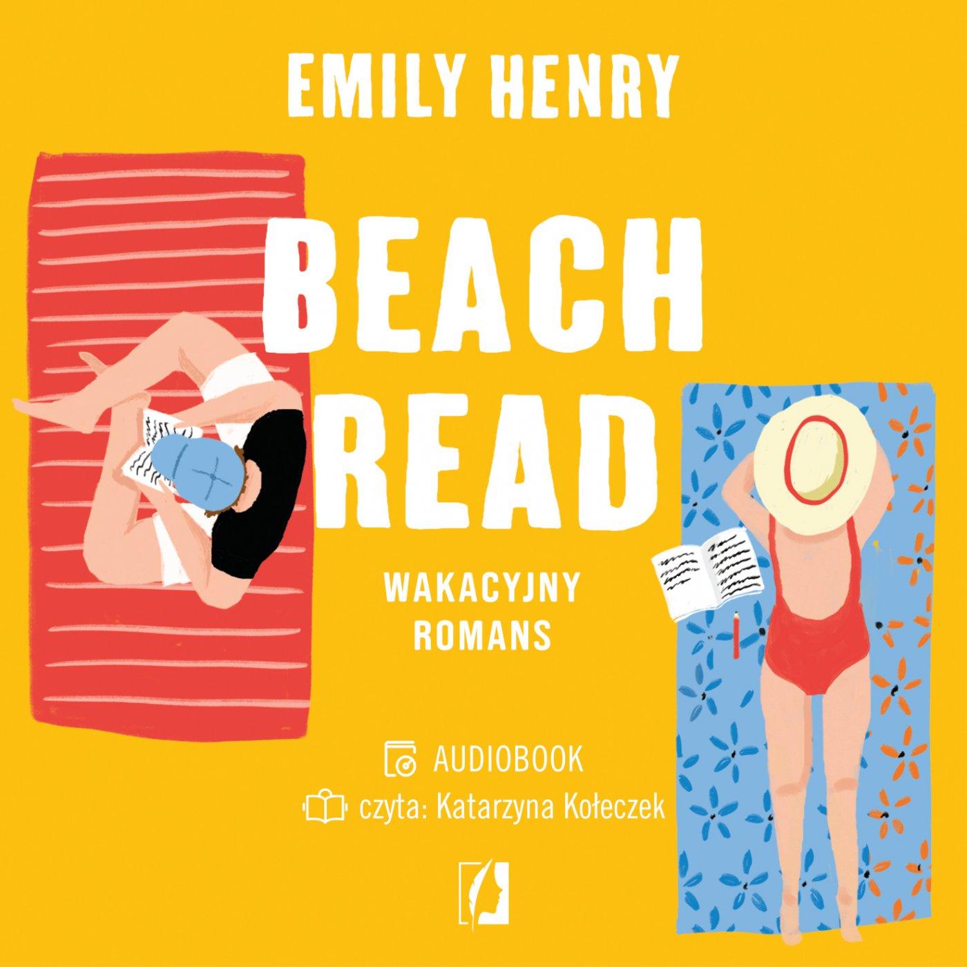 Beach Read - Audiobook (Książka audio MP3) do pobrania w całości w archiwum ZIP