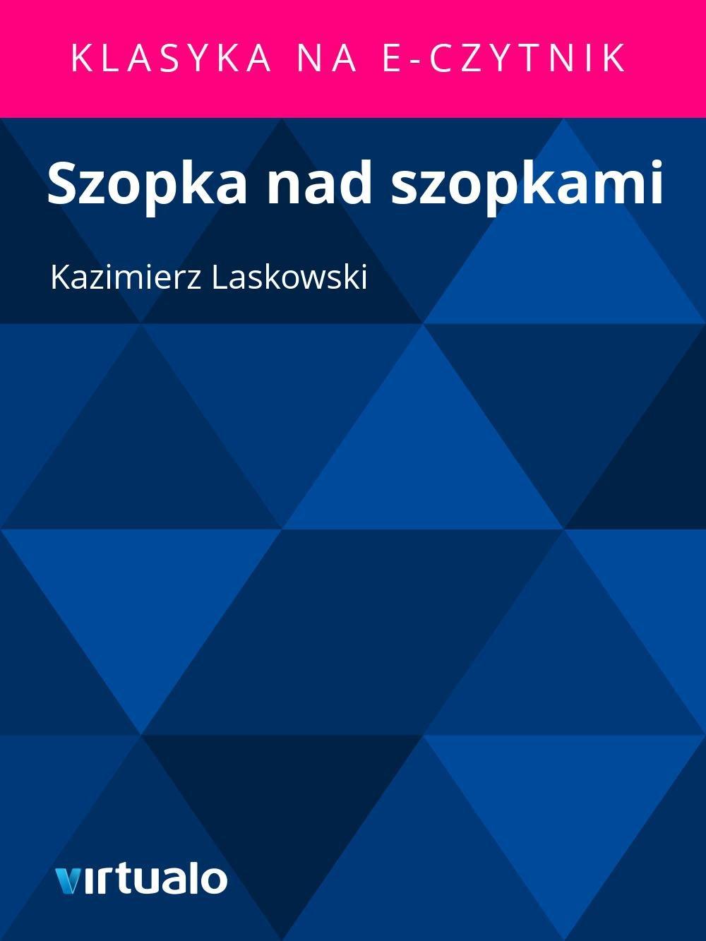 Szopka nad szopkami - Ebook (Książka EPUB) do pobrania w formacie EPUB