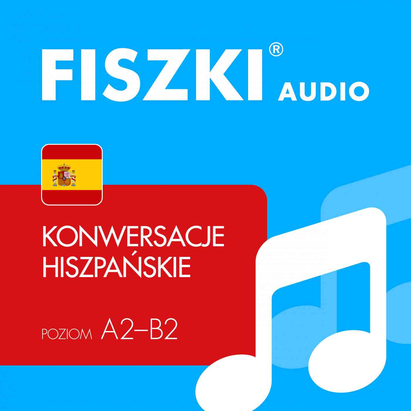 FISZKI audio – hiszpański – Konwersacje - Audiobook (Książka audio MP3) do pobrania w całości w archiwum ZIP