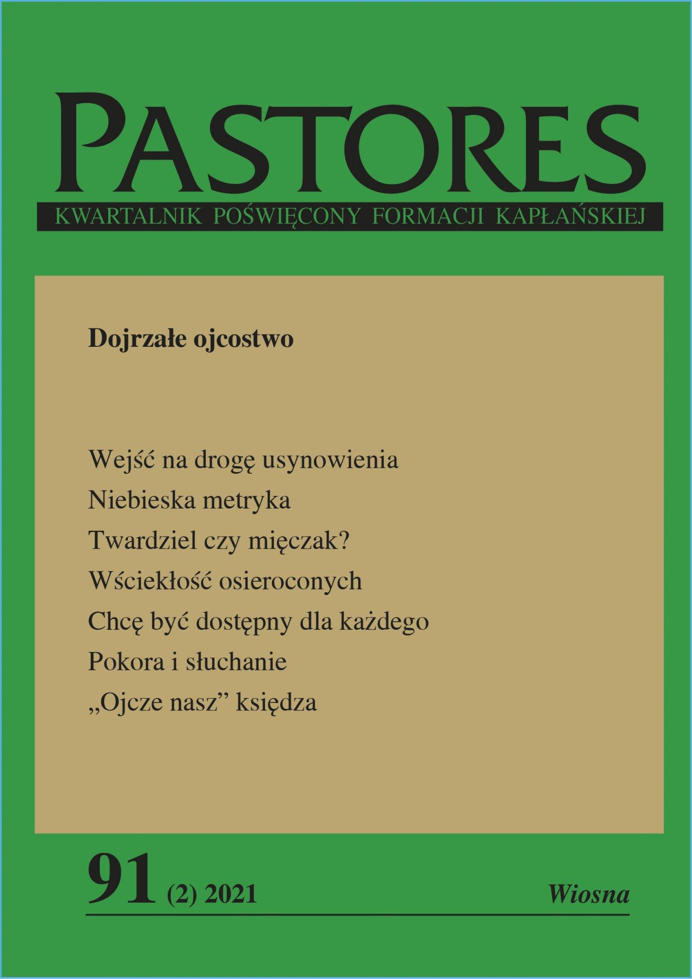 Pastores 91 (2) 2021 - Ebook (Książka EPUB) do pobrania w formacie EPUB
