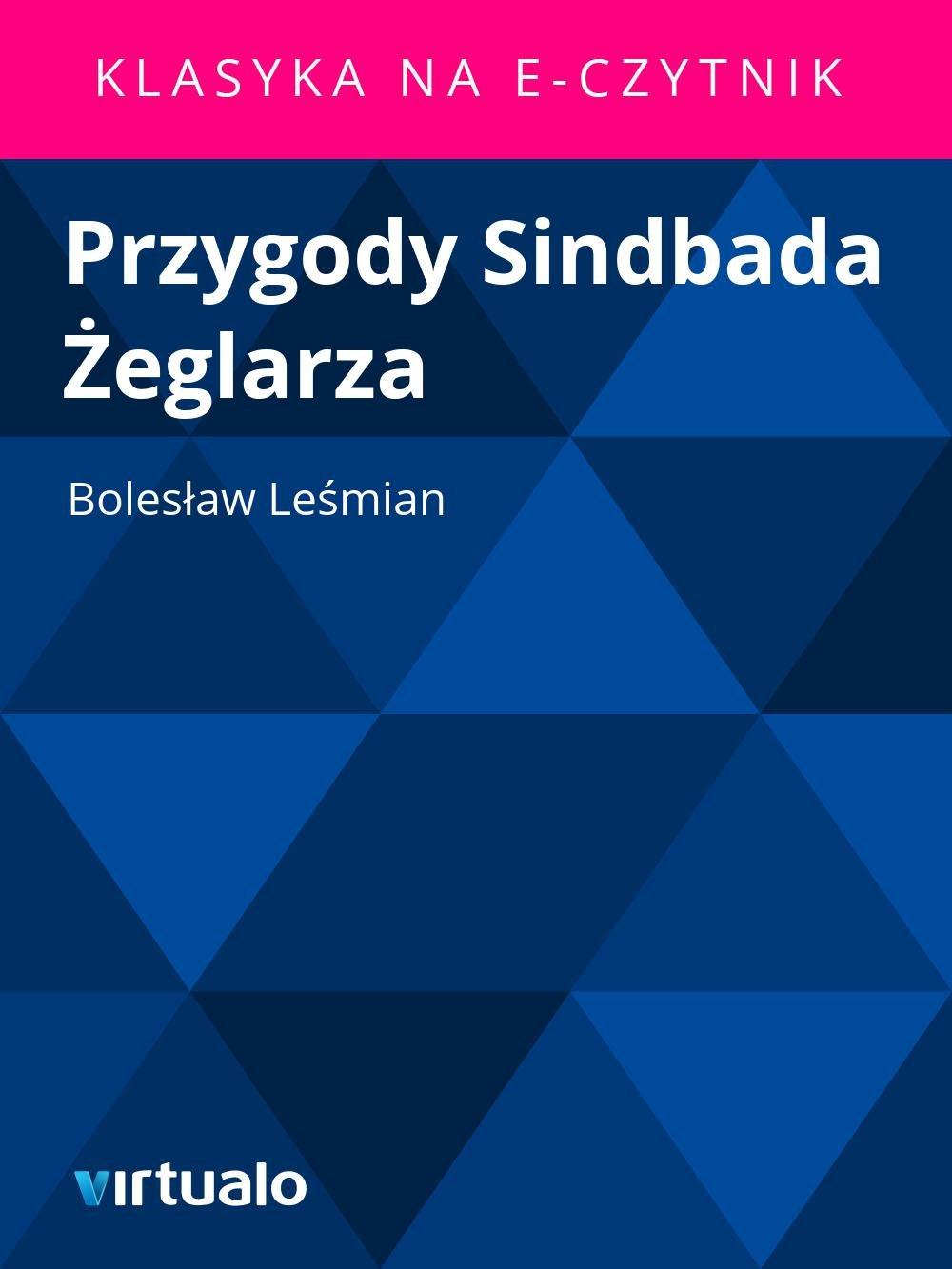 Przygody Sindbada Żeglarza - Ebook (Książka EPUB) do pobrania w formacie EPUB