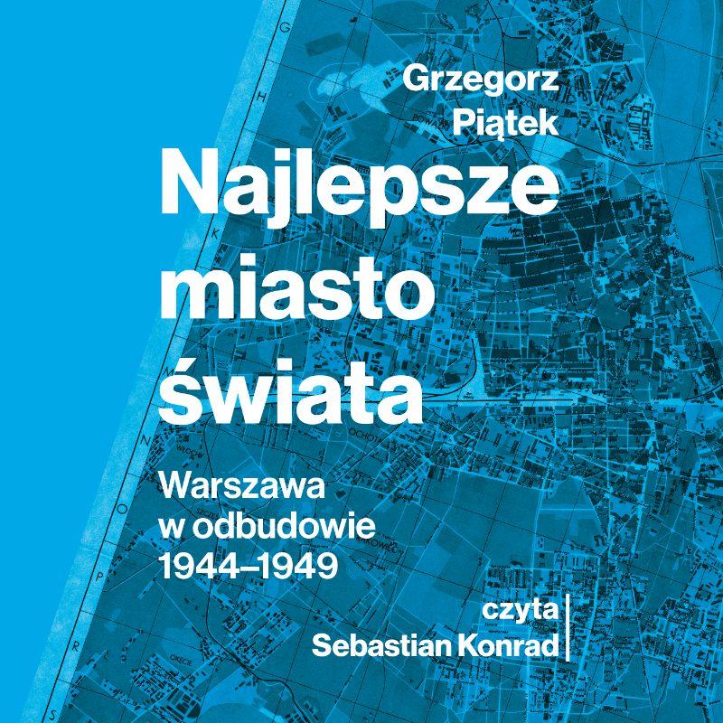 Najlepsze miasto świata - Audiobook (Książka audio MP3) do pobrania w całości w archiwum ZIP