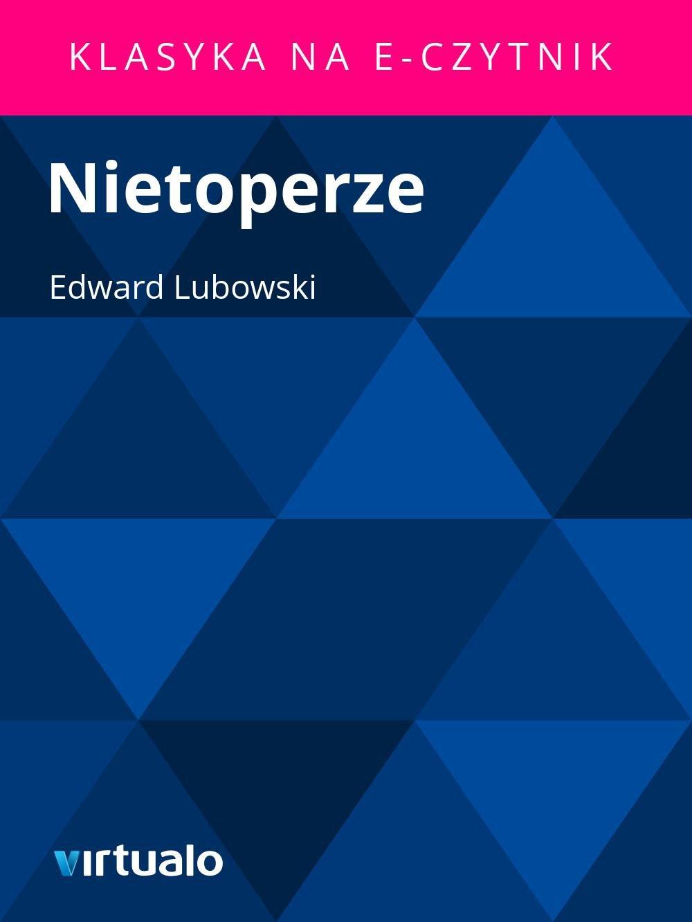 Nietoperze - Ebook (Książka EPUB) do pobrania w formacie EPUB