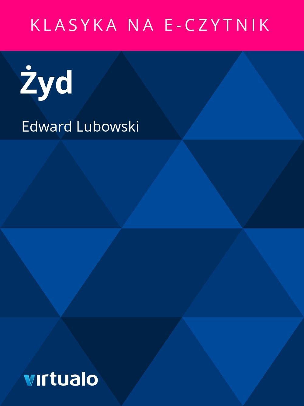 Żyd - Ebook (Książka EPUB) do pobrania w formacie EPUB