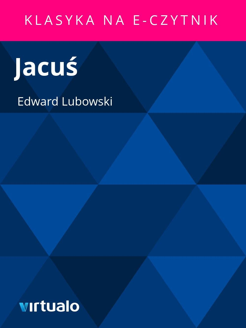 Jacuś - Ebook (Książka EPUB) do pobrania w formacie EPUB