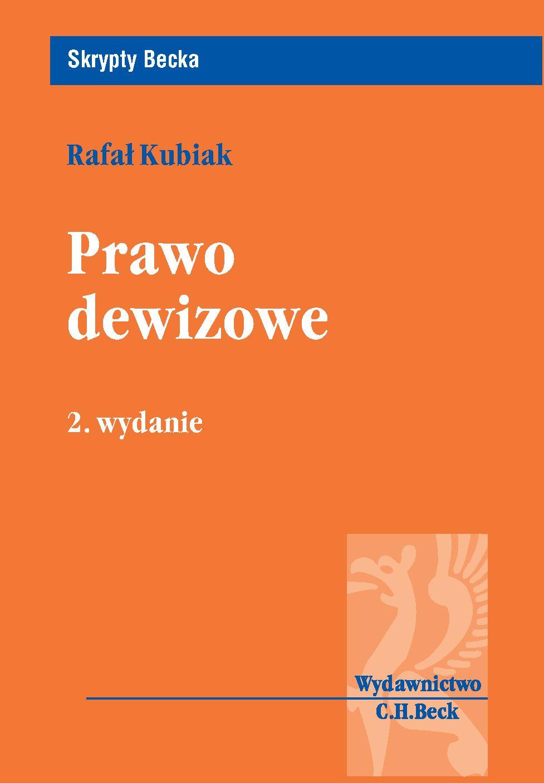 Prawo dewizowe - Ebook (Książka PDF) do pobrania w formacie PDF