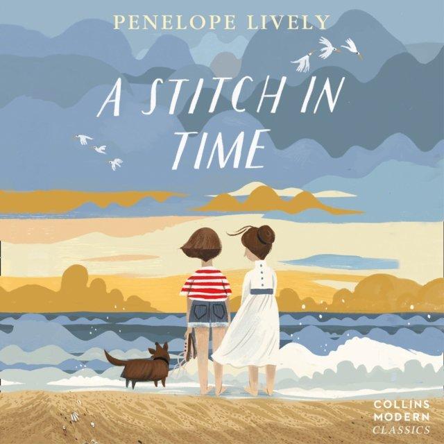 Stitch in Time - Audiobook (Książka audio MP3) do pobrania w całości w archiwum ZIP