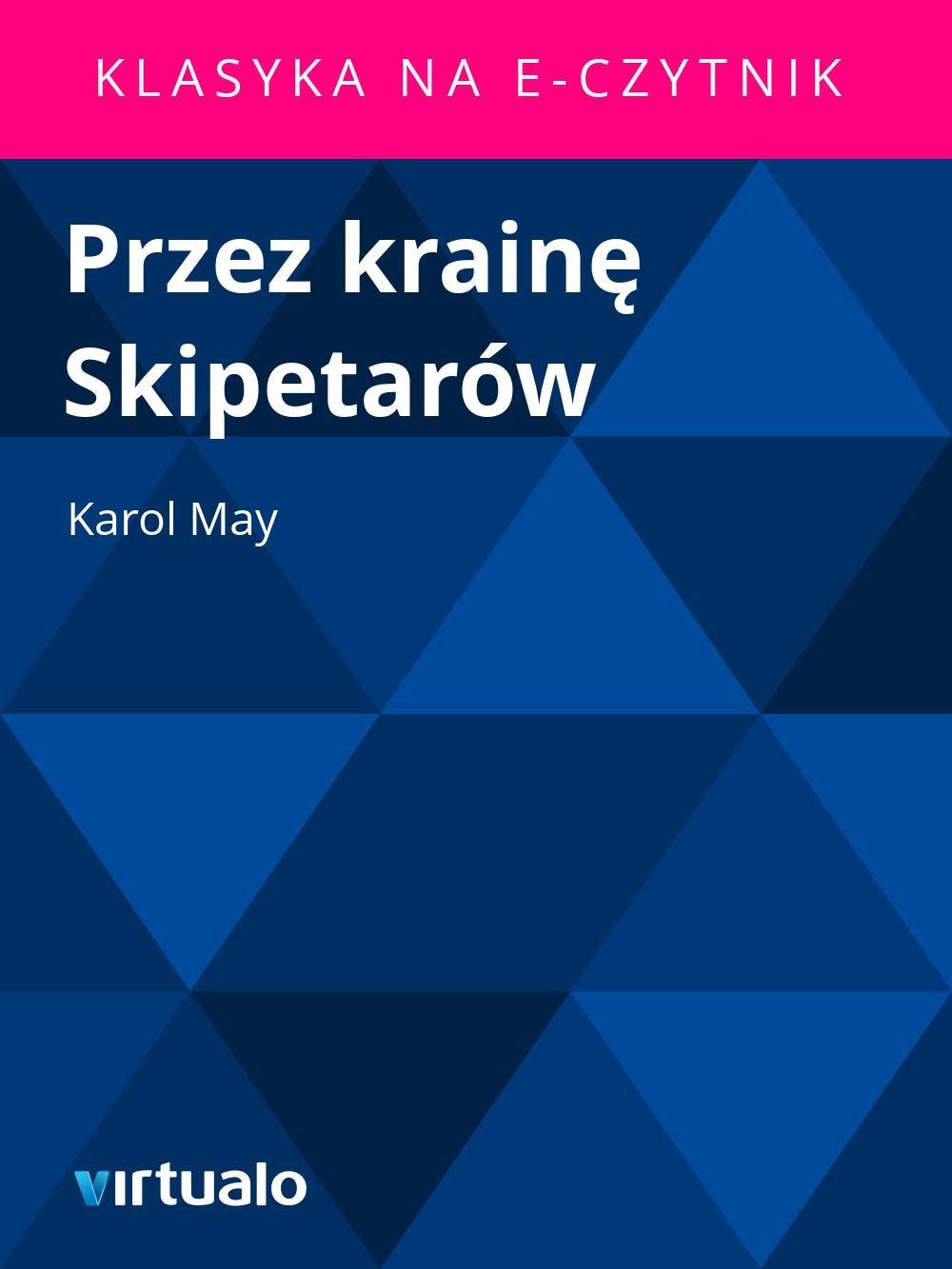 Przez krainę Skipetarów - Ebook (Książka EPUB) do pobrania w formacie EPUB