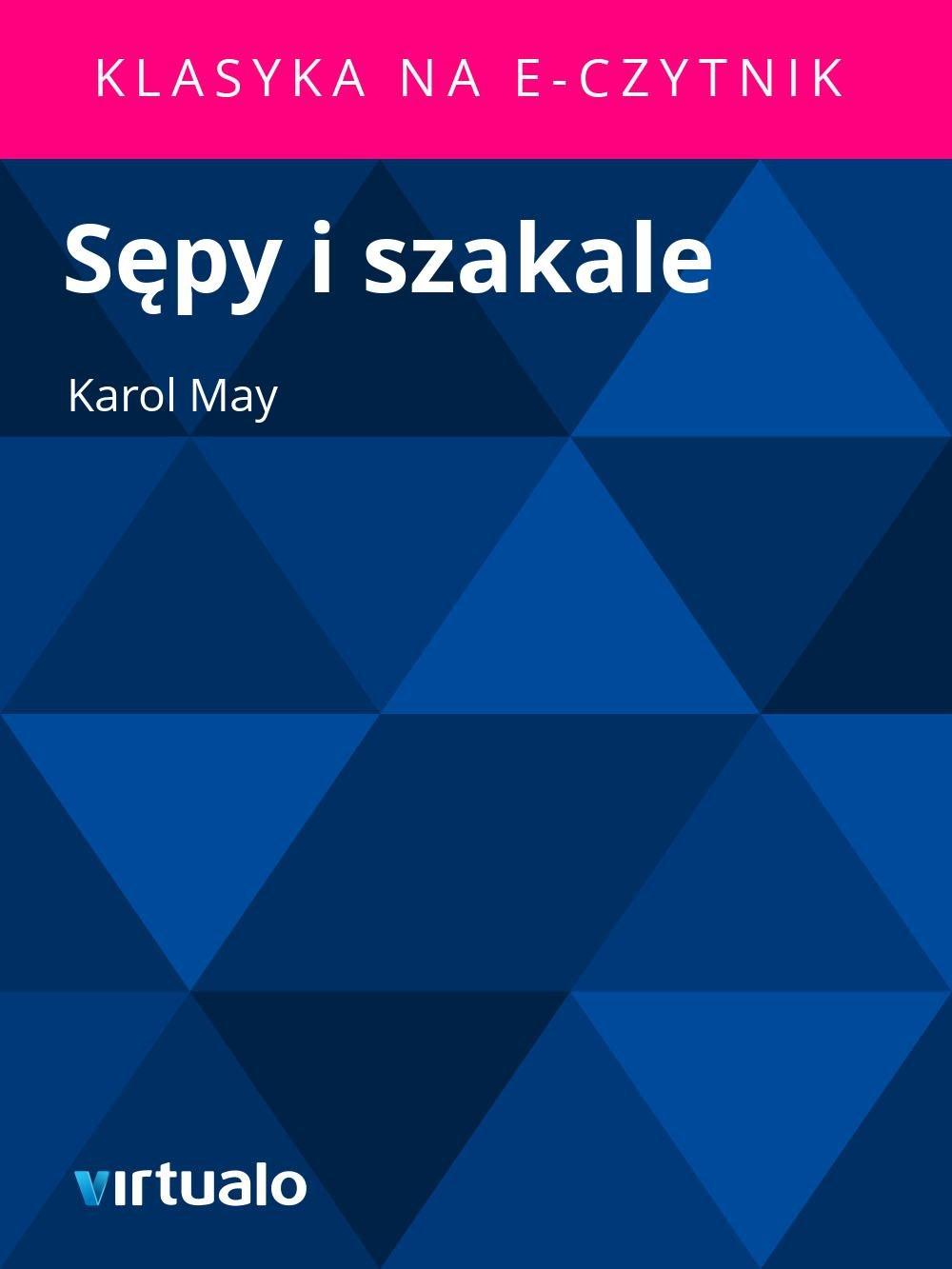 Sępy i szakale - Ebook (Książka EPUB) do pobrania w formacie EPUB