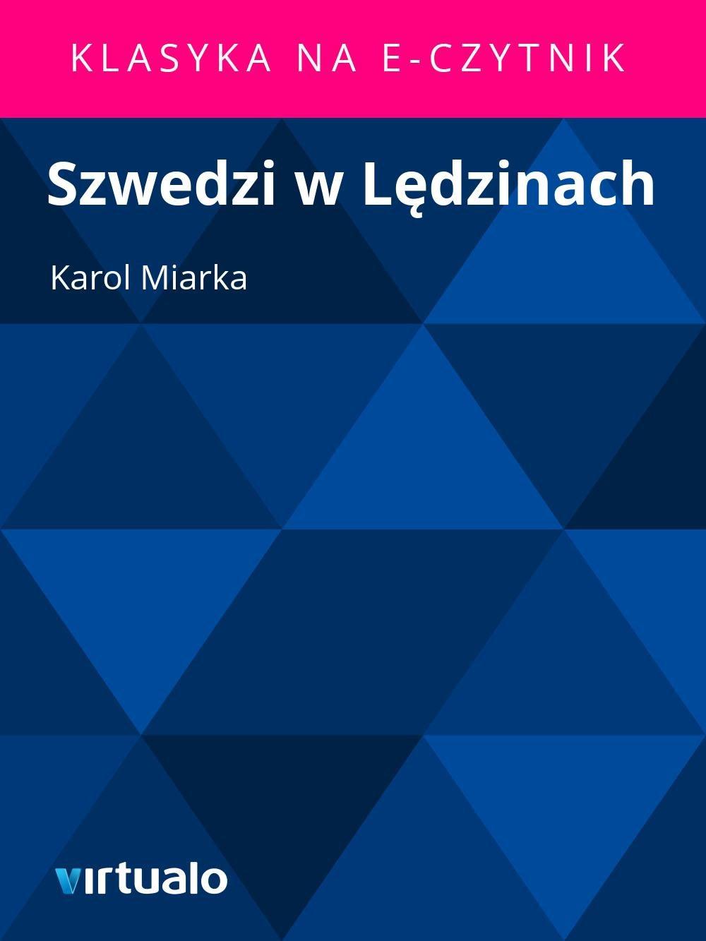Szwedzi w Lędzinach - Ebook (Książka EPUB) do pobrania w formacie EPUB